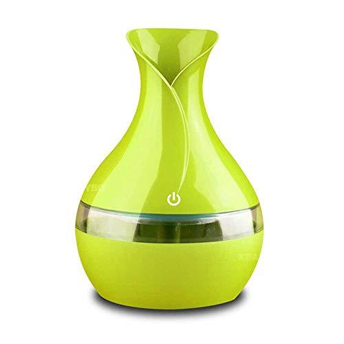 YSNMM 300 ml lucht ultrasone luchtbevochtiger Home etherische olie diffuser verstuiver luchtverfrisser mistmaker met nachtlampje