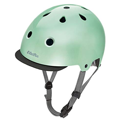 Electra Bike und Skate Helm 'Sea Glass' Solid Color Helmet, Kopfumfang:59-61 cm