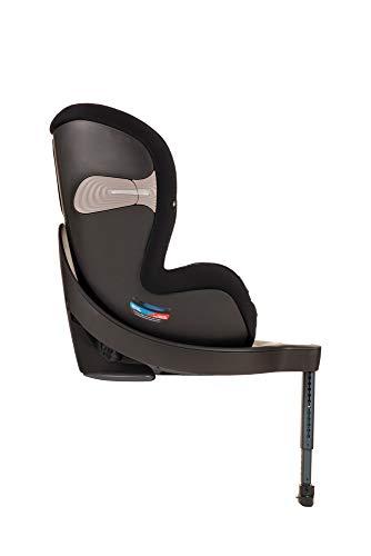 Cybex 519004437 Sirona S SensorSafe Portable Newborn Infant Baby Car Seat with SensorSafe, Premium Black