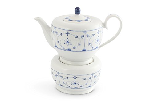 Friesland Teekanne/Stövchen Set Atlantis Teetied