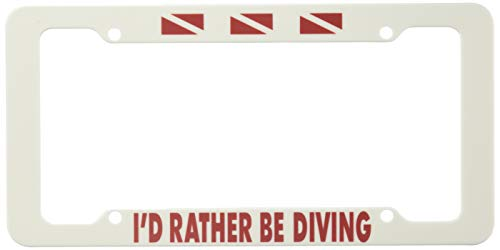 Top 10 scuba diving license plate frame for 2020