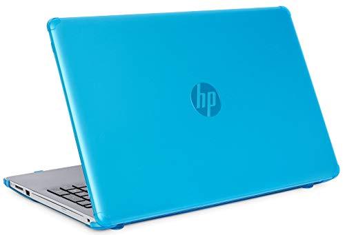 mCover rigida per notebook HP 15-DA0000 Series (15-DA0000 a 15-DA9999) (non compatibile con altri HP 15  Pavilion o Envy laptop) (Aqua)