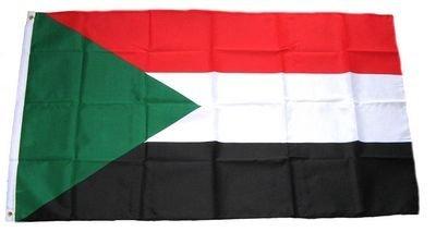 Fahne Flaggen SUDAN 150x90cm