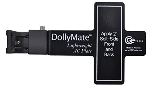 CGE Tools DollyMate Plate (Lightweight AC Plate with Clamp)