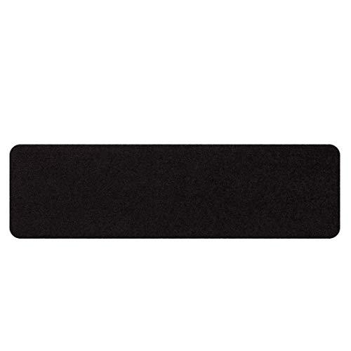 Salonloewe Minimatten Tiny schwarz, 30 x 100 cm - (SLU6030-030X100 SCHWARZ)
