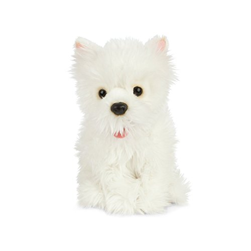 Living Nature Soft Toy - knuffeldier West Highland Terrier (20cm)