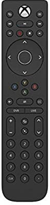 PDP 048-083-NA Talon Media Remote Control for Xbox One, TV, Blu-Ray & Streaming Media