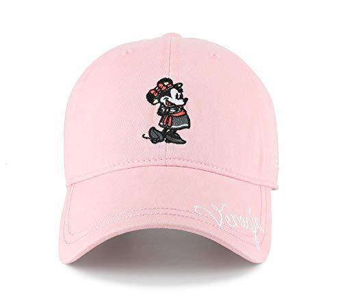 Essencial Caps Minnie Gorra de bisbol, Rosa, 57 para Mujer