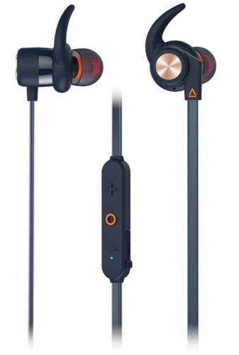 CREATIVE Auriculares Outlier Active Wireless Bluetooth Negro