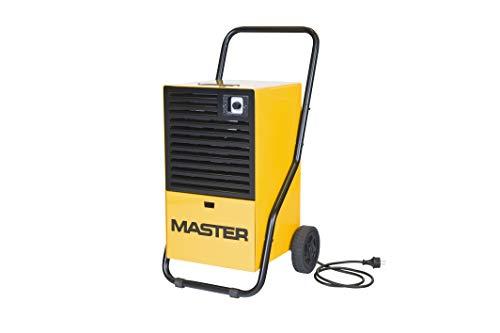 Master Profi Bautrockner DH 26 entfeuchtet bis 27 Liter pro Tag