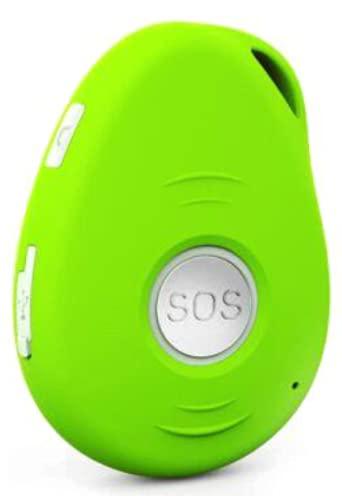 G-ASSISTANT® GPS-X/SOS/LIVETRACKING/FALLSENSOR/GEOFENCE/DEUTSCHES Manual (Lemongreen)