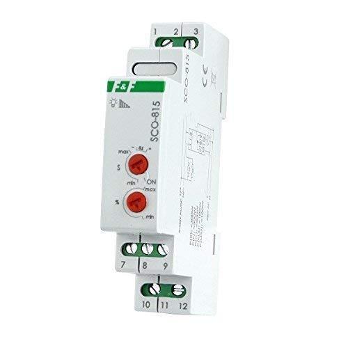 Lichtdimmer für LED- Halogen- Glühlampen Beleuchtung Einbaudimmer Dimmschalter Dimmer Tastdimmer SCO-815 F&F 6684
