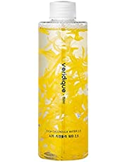 Veridique Beauty Water Cica Calendula Water Real Flower Petal Zero Alcohol Hypoallergenic Mist with Aloe Centella Extracts Travel Size 8.45 oz