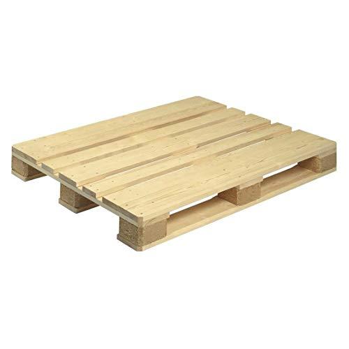 Disset Odiseo PACK1940 Palés de madera, Estándar Artículo, 600 mm x 800 mm