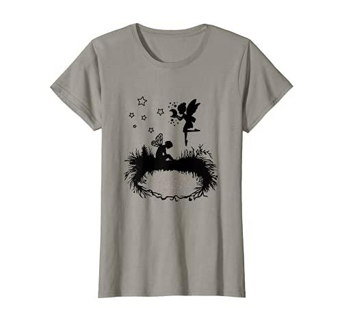 Fairy Girl Pixie Polvo Camiseta