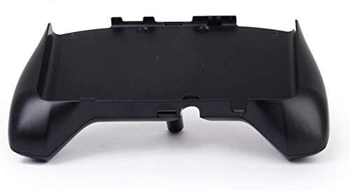 1個 NEW 3DS用 コントローラハンドルホルダー ハンドグリップ保護 黒