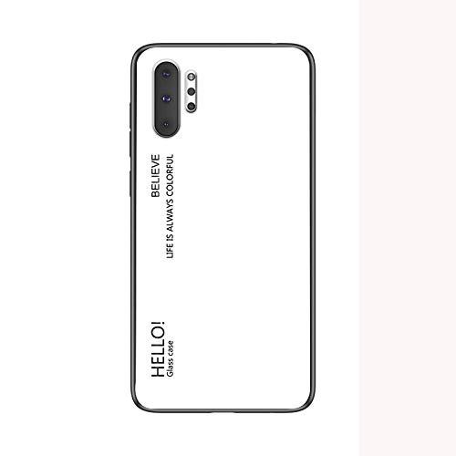 Custodia® Schutzhülle für Samsung Galaxy Note 10 Plus/Samsung Galaxy Note 10 Pro (Farbverlauf), 4, Samsung Galaxy Note 10 Plus