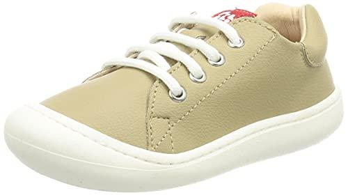 Pololo Unisex Baby Mini VEGAN beżowe sneakersy, 20 EU