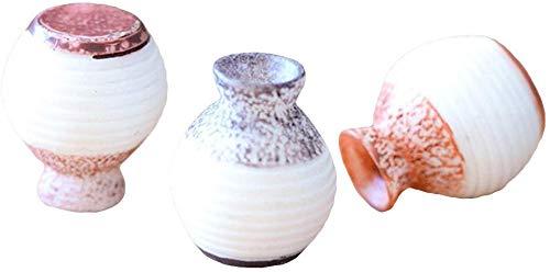 20cm. Modern Vintage Vase pour Bureau Salle de r/éunion avec Une Texture Organique Craquel/é Mod/èle 19 Black Velvet Studio D/écoratif en Verre Vase Rose sph/érique 20