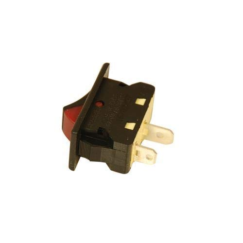 Bosch 2609003517 - Interruptor basculante de repuesto para Bosch Skil Dremel Spare-Part AXT22D, AXT25D, AXT23TC, AXT25TC