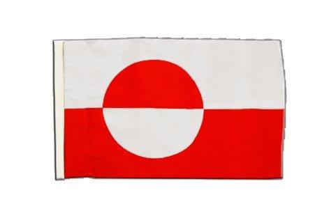 Flaggenfritze® Flagge Grönland - 30 x 45 cm
