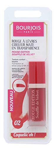 Rouge A Lèvres Edition Souffle de Velvet Coquelic'oh!