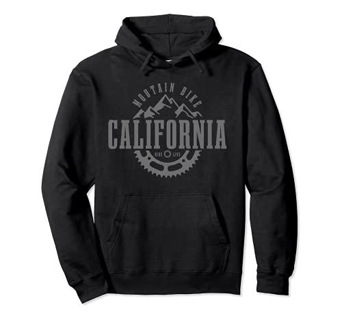 Bicicleta de montaña California MTB Downhill Biking...