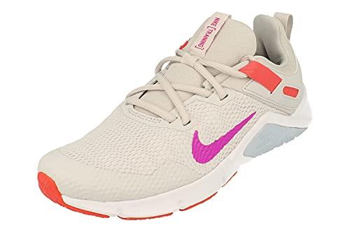 NIKE Zapatillas de correr Cd0212-003 para mujer, Vast Grey Fire Pink 005, 38.5 EU