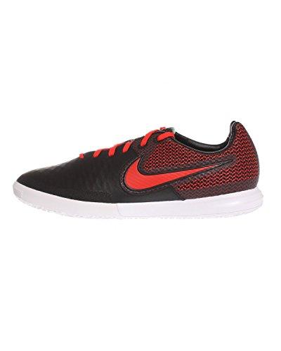 Nike Magistax Finale IC, Scarpe da Calcio Uomo, Nero/Rosso/Bianco (Black/Challenge Red-White-Blk), 46 EU