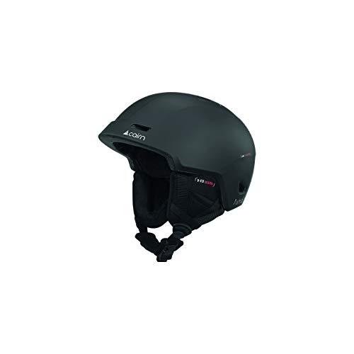 CAIRN Unisex skihelm mat zwart ASTRAL 02 62/65