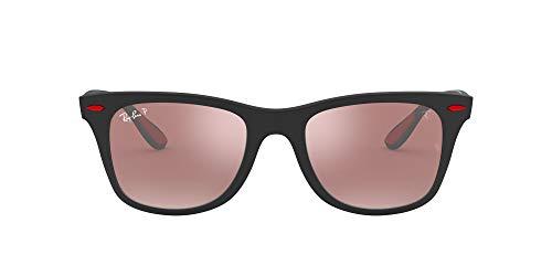 Ray-Ban 0RB4195MF Gafas, Mehrfarbig, 52 Unisex Adulto