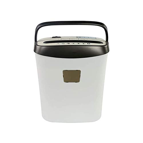 Find Discount LKNJLL 6-Sheet Micro-Cut Home and Office Paper Shredder for Added Protection,15L Offic...