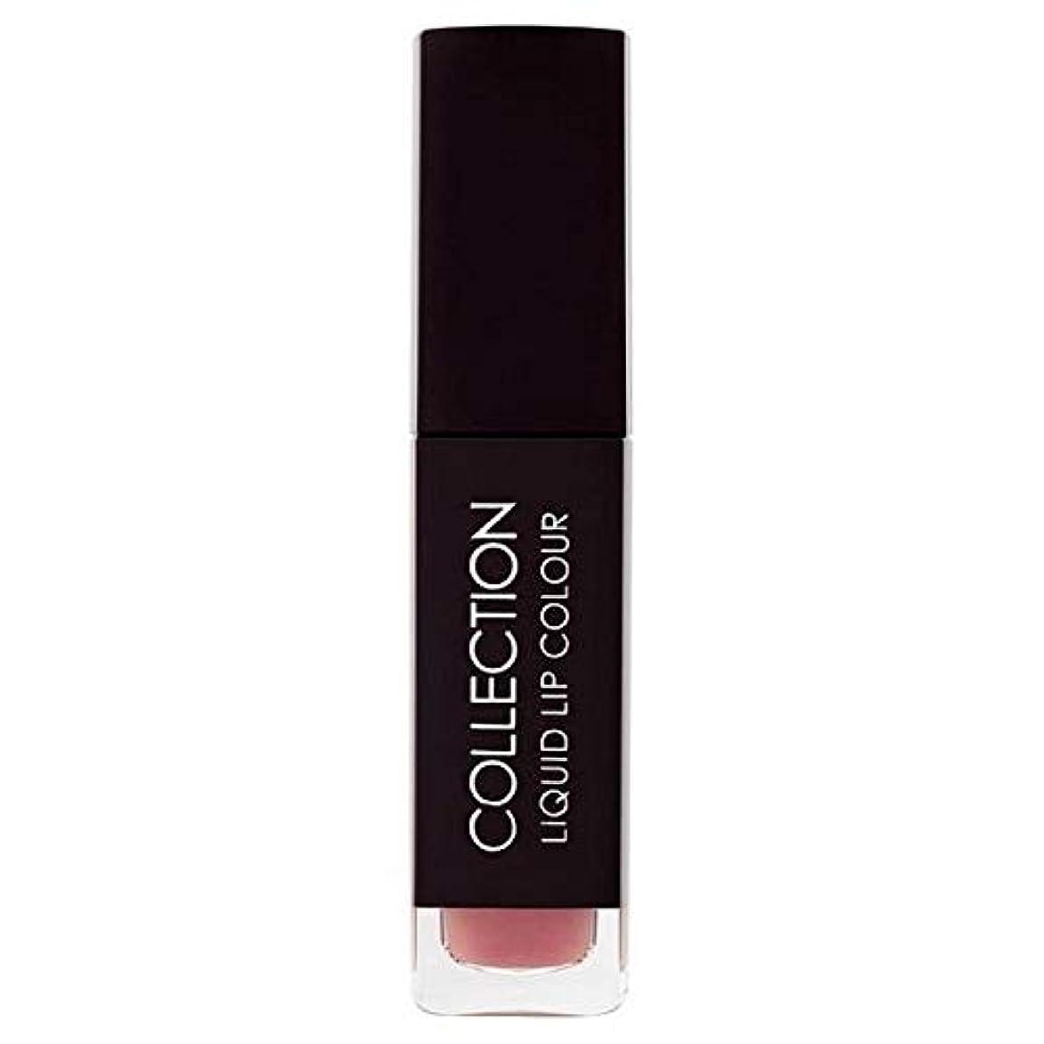 入り口連鎖花嫁[Collection ] 収集液体リップカラー5ミリリットルヌードタフィー6 - Collection Liquid Lip Colour 5ml Nude Toffee 6 [並行輸入品]