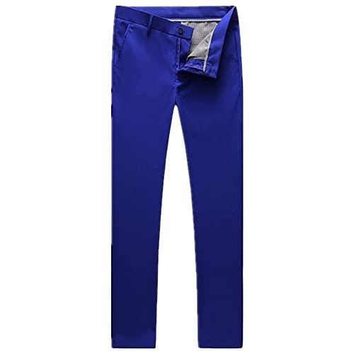 Men's Clothing Suit Trousers Male Slim Fit Suit Pants Casual Man Pants