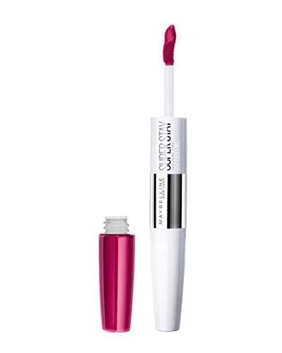 Maybelline Pintalabios Larga Duración Superstay 24H Tono 183 Pink Color Rosa
