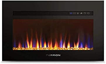 "Furrion 30"" Electric Fireplace for RV-FF30SC15A-BL"
