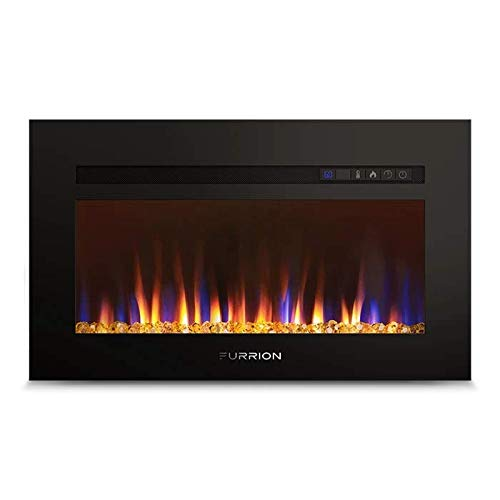"""Furrion 30"""" Electric Fireplace for RV-FF30SC15A-BL"""