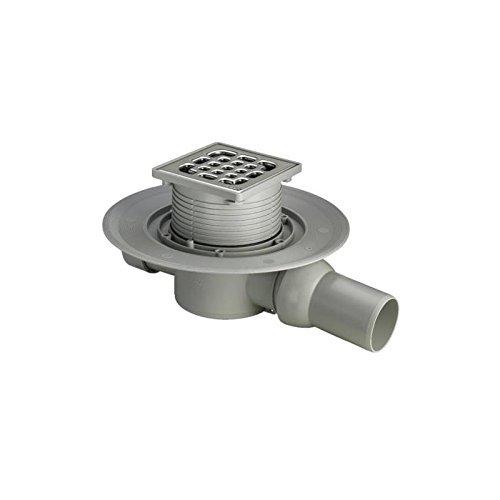 Viega 557119Badablauf Advantix Abfluss Plug mit 100x 100mm von Viega