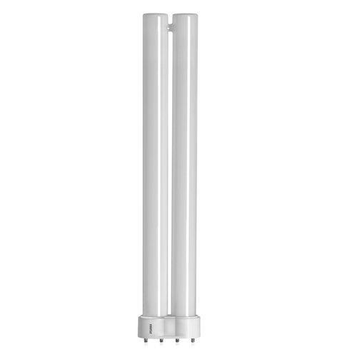 55w Lampadina Basso consumo Dulux-L 4 Perni Colore 840 bianco freddo 4000k Osram