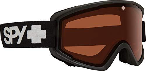 Spy Crusher Matte Black - HD LL Persimmon