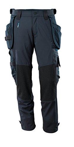 Mascot 17031-311 Hose Handwerkerhose Stretch Advanced, schwarzblau, 82C52