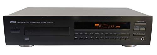 Yamaha CDX-570 CD Spieler in schwarz