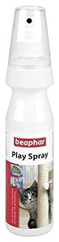 Beaphar - Play'Spray, spray attractif pour attirer l'animal - chat - 150 ml