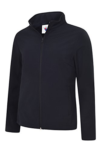 UC613 - Navy - S - Ladies Classic Soft Shell Jacket