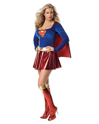 Generique - Déguisement Sexy Supergirl Femme Taille M