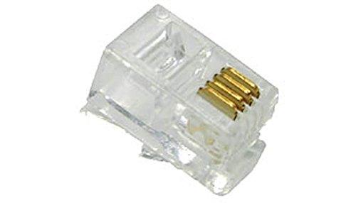 Connecteur RJ11 (Sachet de 10)