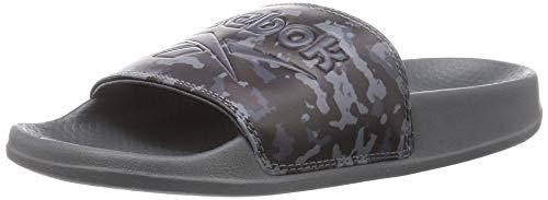 Reebok Classic Slide, Zapatillas de Gimnasio Unisex Adulto, True Grey 7 True Grey 7 True Grey 7, 34.5 EU