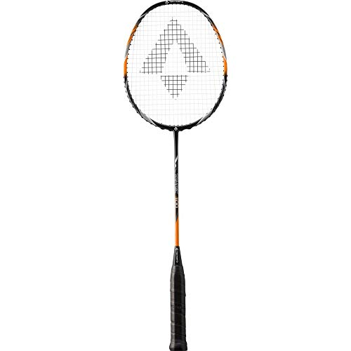 TECNOPRO Herren Tri-Tec 700 Badmintonschläger, ORANGE/Black/Grey, 3 1/2