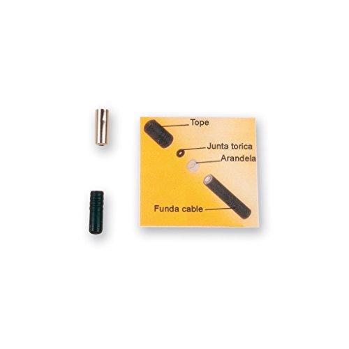 ALHONGA - TF6 : Tope funda cable sirga 5mm estanco junta torica...