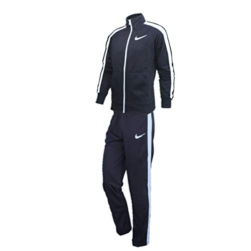 Nike Herren Trainingsanzug Blau Gr. S